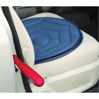 Auto support handle and Flexible turntable seat