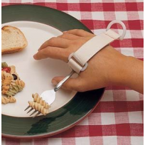 Holder for cutlery