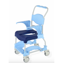 Sit edge shower chair